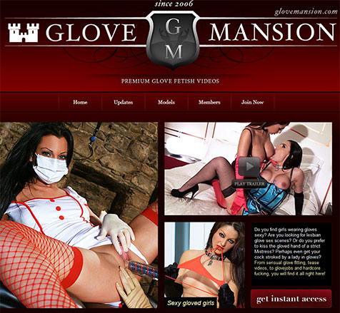 Glove Mansion picture galleries
